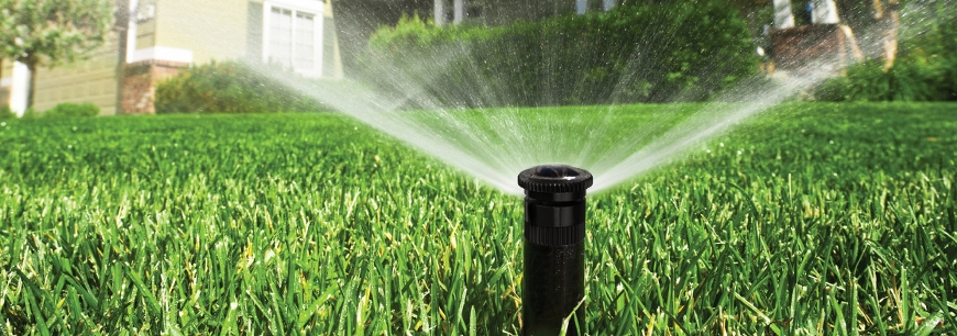 Lawn Sprinkler System Replacement Miami Fl